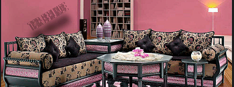 tisir berlin marokkanische und orientalische salons m bel. Black Bedroom Furniture Sets. Home Design Ideas